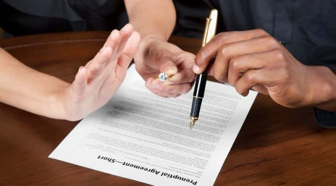 Would It Be A Good Idea For You To Pay A Lawyer To Draft A Pre-Nuptial Agreement?