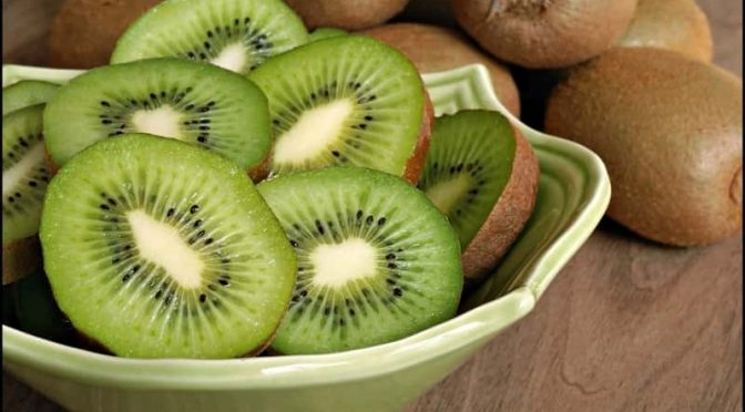 The Many Health Benefits Of Kiwi Fruit For Your Digestion